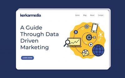 A Guide Through Data Driven Marketing