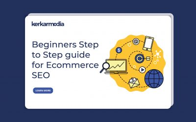 Beginners Step to Step guide for Ecommerce SEO
